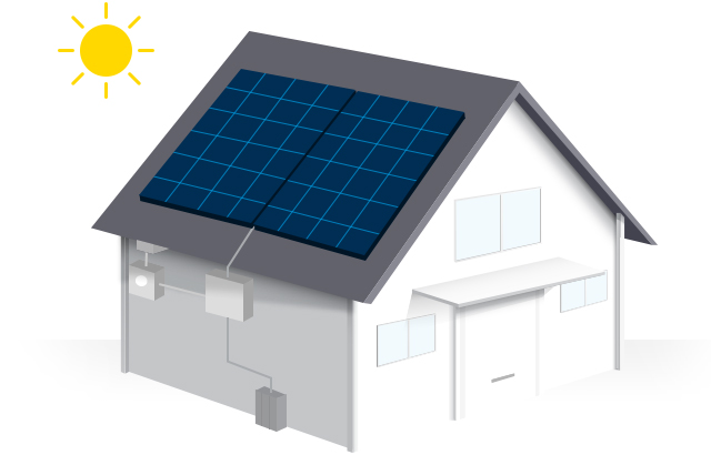 Residential Solar Project Q Cells
